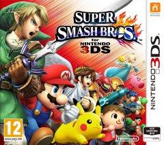 Super Smash Bros. For Nintendo 3DS (EU)