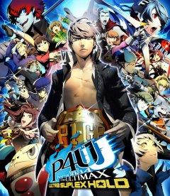 Persona 4 Arena: Ultimax