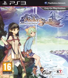 Atelier Shallie: Alchemists Of The Dusk Sea (EU)