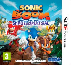 Sonic Boom: Shattered Crystal (EU)