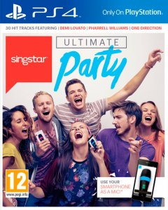 SingStar: Ultimate Party (EU)
