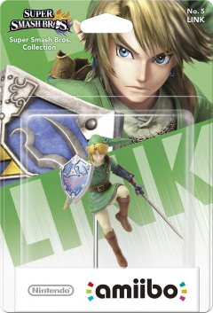 Link: Super Smash Bros. Collection