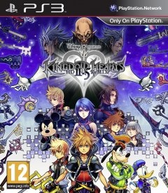Kingdom Hearts HD 2.5 ReMIX (EU)