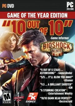 Bioshock Infinite: Game Of The Year Edition (US)