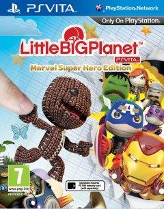 LittleBigPlanet PS Vita: Marvel Super Hero Edition (EU)