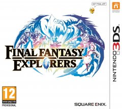Final Fantasy Explorers (EU)