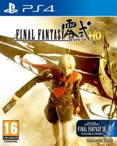 Final Fantasy Type-0 HD (EU)