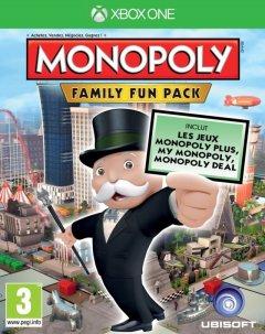 Monopoly: Family Fun Pack (EU)