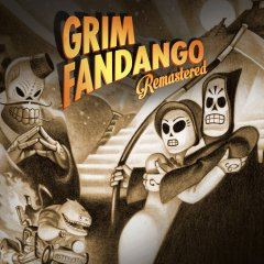 Grim Fandango Remastered (EU)