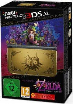 New Nintendo 3DS XL [Majora's Mask Edition] (EU)