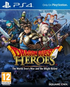 Dragon Quest Heroes: The World Tree's Woe And The Blight Below (EU)