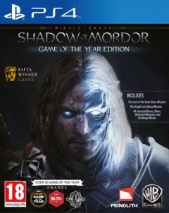Middle-Earth: Shadow Of Mordor: Game Of The Year Edition (EU)