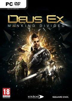 Deus Ex: Mankind Divided (EU)