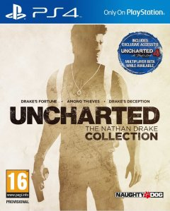 Uncharted: The Nathan Drake Collection (EU)