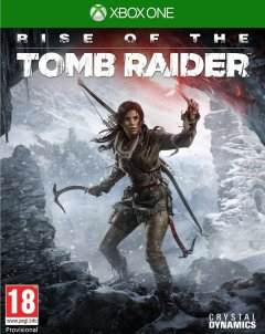 Rise Of The Tomb Raider (EU)