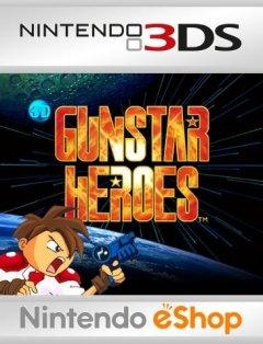 3D Gunstar Heroes (EU)