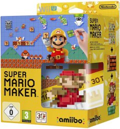 Super Mario Maker [Amiibo Bundle] (EU)