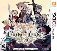 Legend Of Legacy, The (US)