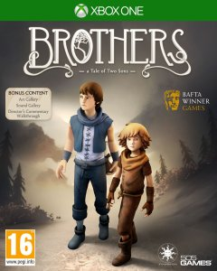 Brothers: A Tale Of Two Sons (EU)