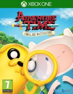<a href='http://www.playright.dk/info/titel/adventure-time-finn-+-jake-investigations'>Adventure Time: Finn & Jake Investigations</a> &nbsp;  29/30