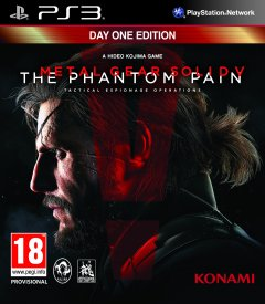 Metal Gear Solid V: The Phantom Pain [Day One Edition] (EU)