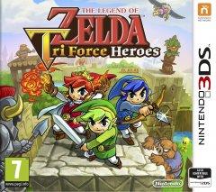 Legend Of Zelda, The: Tri Force Heroes (EU)