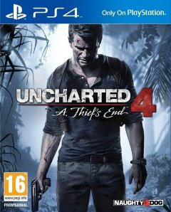 Uncharted 4: A Thief's End (EU)