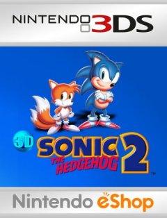 3D Sonic The Hedgehog 2 (EU)