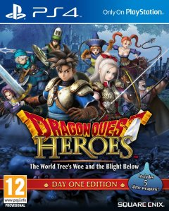 Dragon Quest Heroes: The World Tree's Woe And The Blight Below [Day One Edition] (EU)