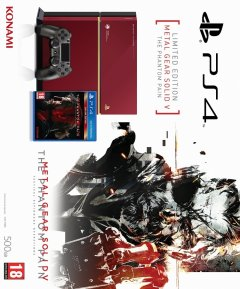 PlayStation 4 [Metal Gear Solid V: Phantom Pain Limited Edition Bundle] (EU)