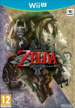 Legend Of Zelda, The: Twilight Princess HD (EU)
