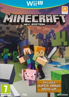 Minecraft: Wii U Edition (EU)