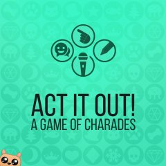 Act It Out! A Game Of Charades (US)
