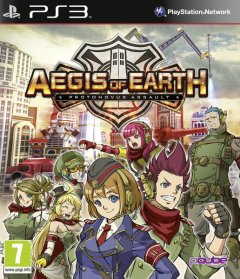 Aegis Of Earth: Protonovus Assault (EU)