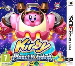 Kirby: Planet Robobot (EU)