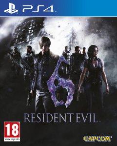 Resident Evil 6 (EU)