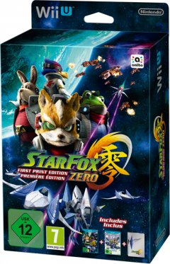 StarFox Zero [First Print Edition] (EU)