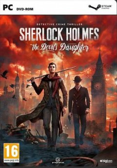 Sherlock Holmes: The Devil's Daughter (EU)
