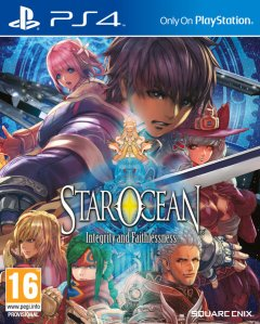 Star Ocean: Integrity And Faithlessness (EU)