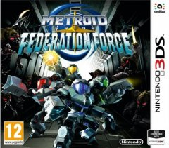 Metroid Prime: Federation Force (EU)