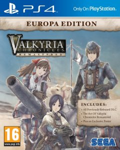 Valkyria Chronicles: Remastered [Europa Edition] (EU)