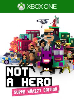 Not A Hero: Super Snazzy Edition (EU)