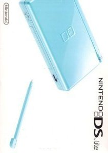 Nintendo DS Lite [Powder Blue] (EU)