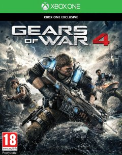 Gears Of War 4 (EU)