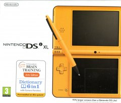 Nintendo DSi XL [Yellow] (EU)