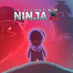 10 Second Ninja X (EU)
