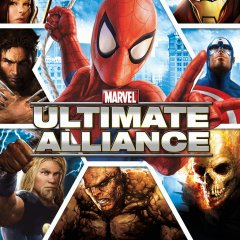 Marvel: Ultimate Alliance (EU)