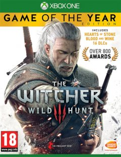 Witcher 3, The: Wild Hunt: Game Of The Year Edition (EU)