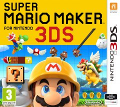 Super Mario Maker For Nintendo 3DS (EU)