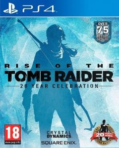 Rise Of The Tomb Raider: 20 Year Celebration Edition (EU)